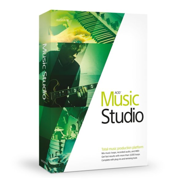 Acid Music Studio 11